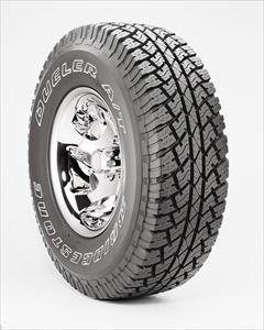 Dueler A/T with Uni-T Tires