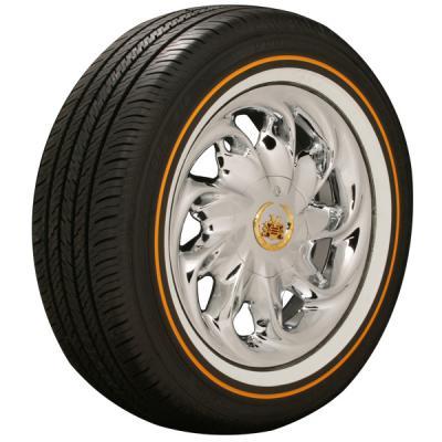 Custom Built Radial IX Tires