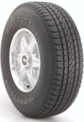 Firestone Destination LE 040860 Tires