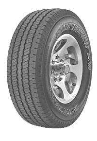 General Grabber AW 15480030000 Tires