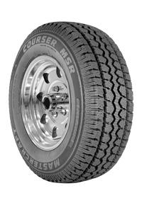 Mastercraft Courser MSR 03749 Tires