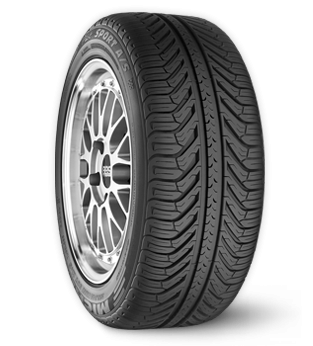 Michelin Pilot Sport A/S Plus 21977 Tires