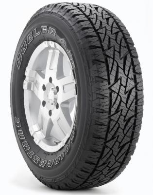 Bridgestone Dueler A/T REVO 2 with Uni-T 102281 Tires
